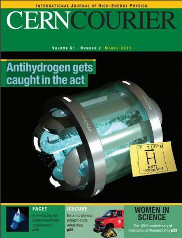 CERN Courier 51 Cover